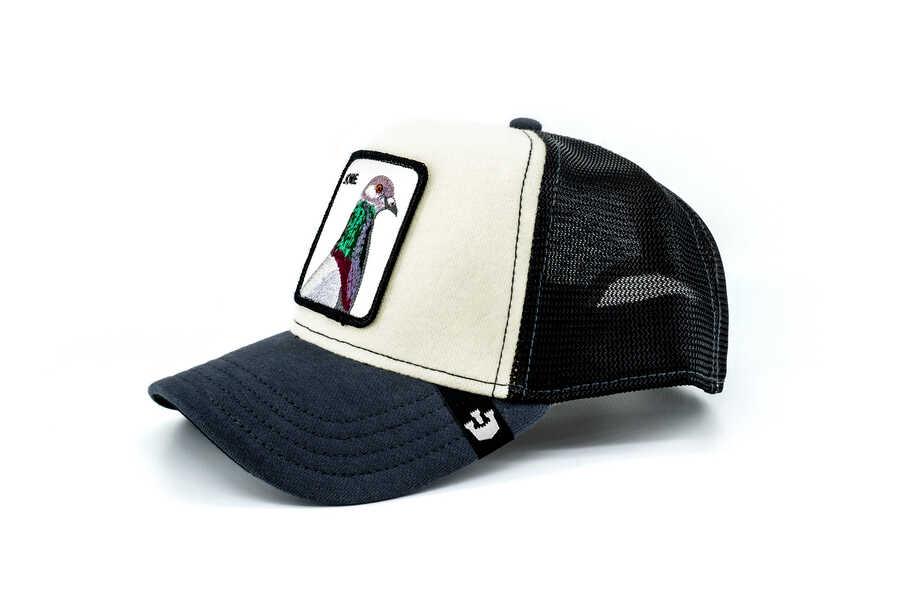 Goorin Bros - Goorin Bros Homie Pigeon (Güvercin Figür) Şapka (1)