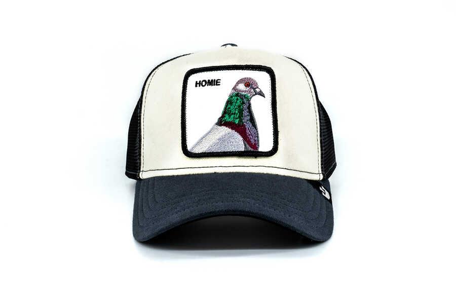 Goorin Bros - Goorin Bros Homie Pigeon (Güvercin Figür) Şapka