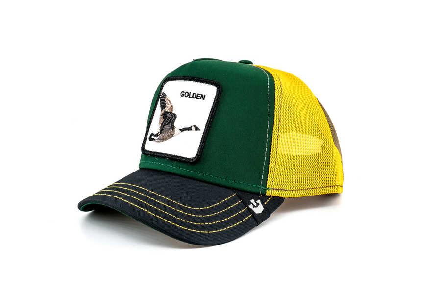 Goorin Bros - Goorin Bros Golden Goose (Ördek Figürlü) Şapka (1)