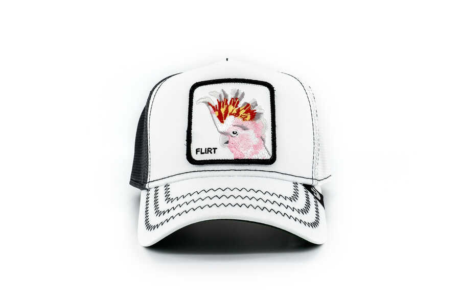 Goorin Bros Big Flirt (Kakadu Papağan) Şapka