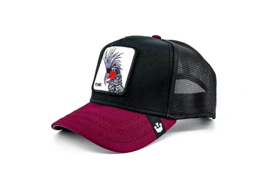 Goorin Bros - Goorin Bros Pumk Sqwauk Siyah Şapka (1)