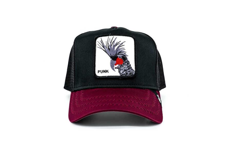 Goorin Bros - Goorin Bros Pumk Sqwauk Siyah Şapka