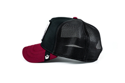 Goorin Bros Pumk Sqwauk Siyah Şapka - Thumbnail