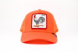 Goorin Bros - Goorin Bros Hot Tamale (Horoz) Turuncu Şapka (Thumbnail - )