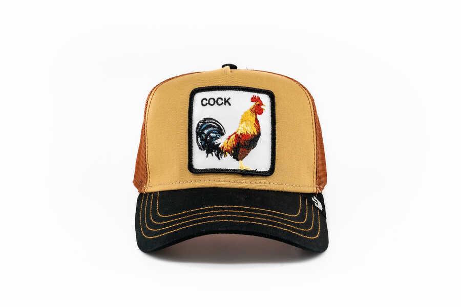 Goorin Bros A Doodle Doo Kahverengi Şapka