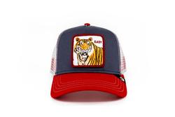 Goorin Bros - Goorin Bros Easy Tiger (Kaplan) Lacivert Şapka (Thumbnail - )