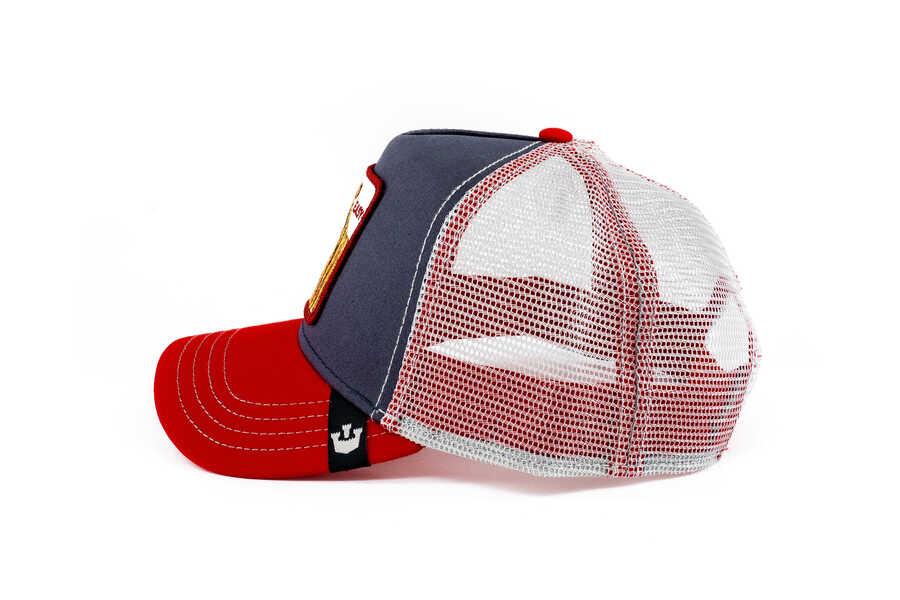 Goorin Bros Easy Tiger (Kaplan) Lacivert Şapka