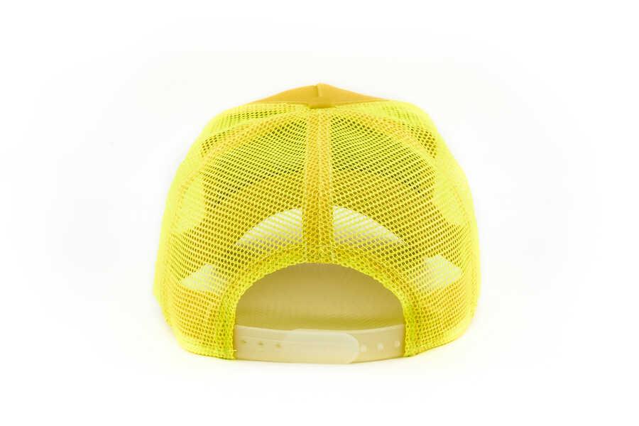 Goorin Bros Queen Be (Arı Figürlü) Sarı Şapka