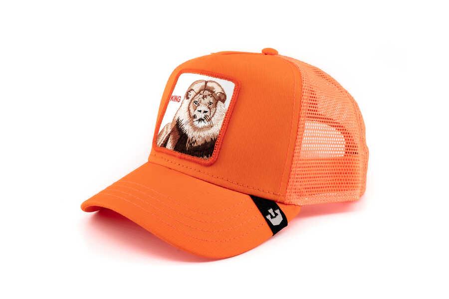 Goorin Bros - Goorin Bros Strong King (Aslan Figürlü) Şapka (1)