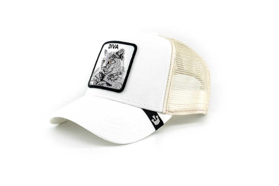 Goorin Bros - Goorin Bros Diva Stance (Kedi Figürlü) Şapka (1)