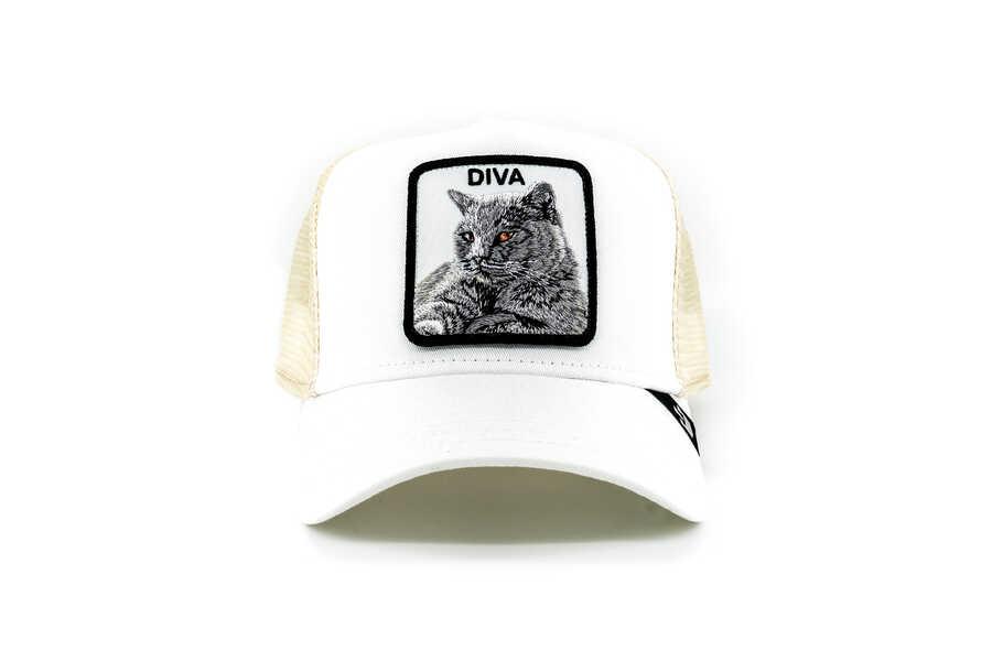 Goorin Bros - Goorin Bros Diva Stance (Kedi Figürlü) Şapka