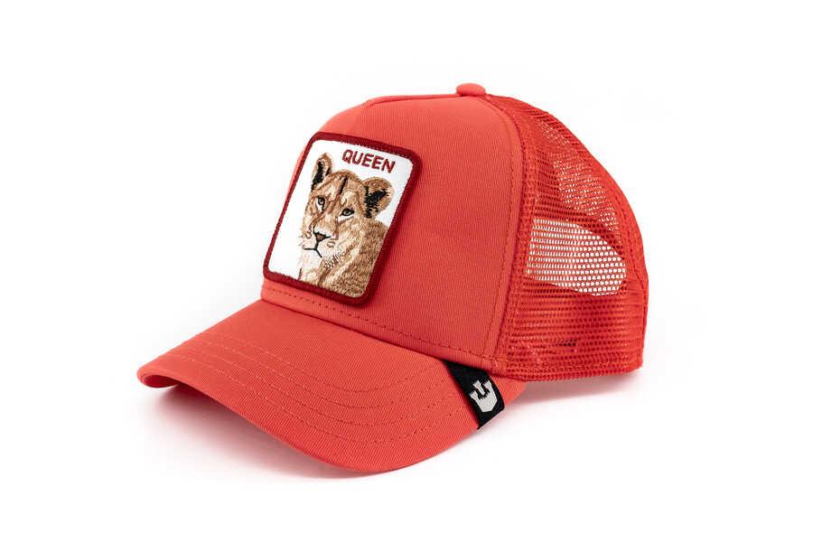 Goorin Bros - Goorin Bros Strong Queen (Kaplan Figür) Şapka (1)