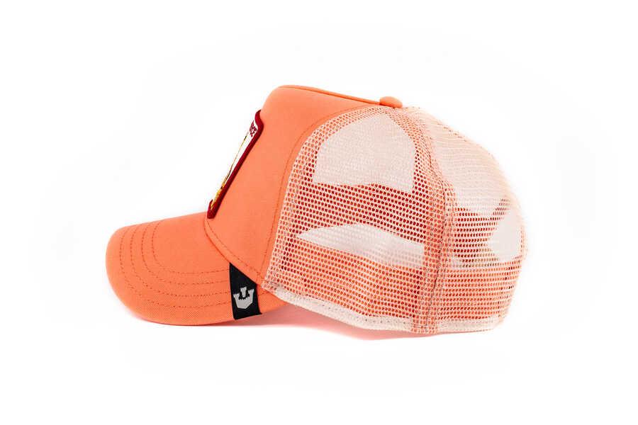 Goorin Bros Fierce Tiger (Kaplan) Pembe Şapka
