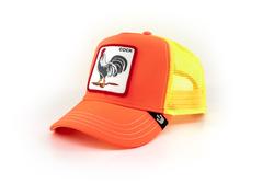 Goorin Bros Electric Tamale (Horoz) Turuncu Şapka - Thumbnail