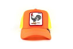 Goorin Bros - Goorin Bros Electric Tamale (Horoz) Turuncu Şapka (Thumbnail - )