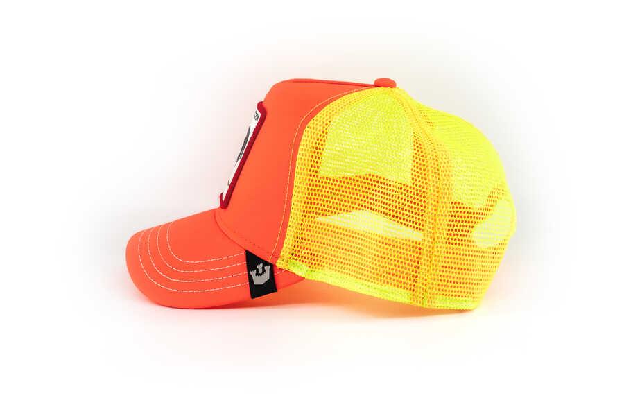 Goorin Bros Electric Tamale (Horoz) Turuncu Şapka