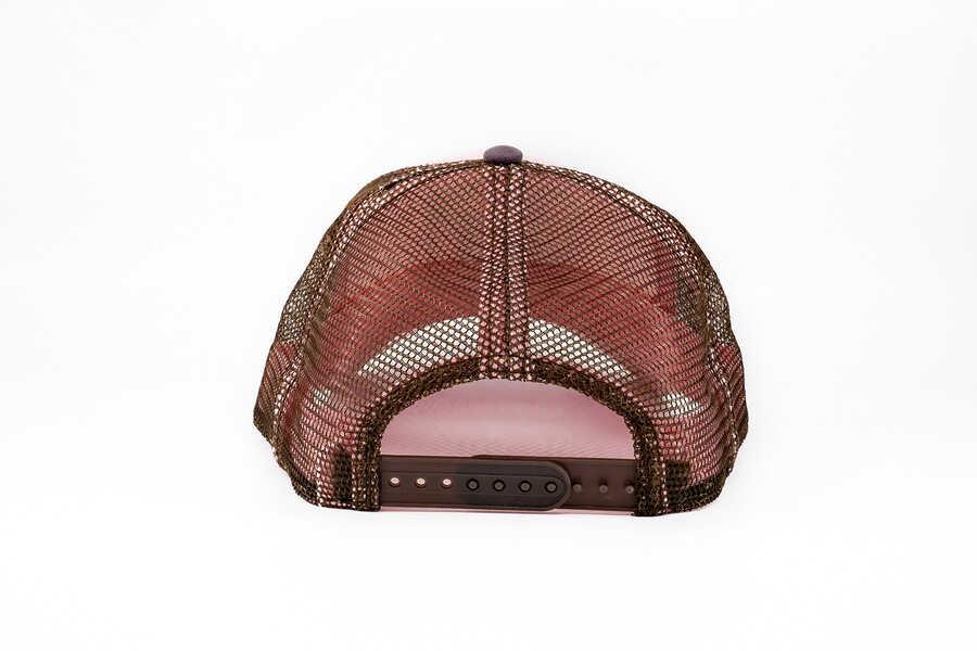 Goorin Bros Foxy Baby (Tilki Figürlü) Pembe Şapka
