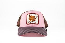 Goorin Bros - Goorin Bros Foxy Baby (Tilki Figürlü) Pembe Şapka (Thumbnail - )