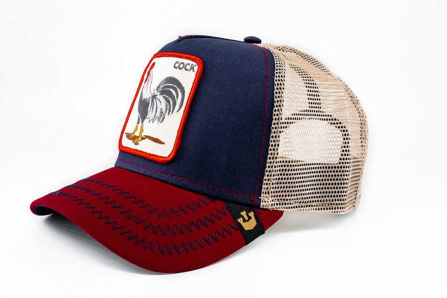Goorin Bros - Goorin Bros All American Rooster (Horoz Figürlü) Şapka (1)