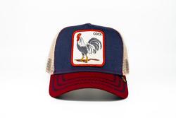 Goorin Bros - Goorin Bros All American Rooster (Horoz Figürlü) Şapka (Thumbnail - )