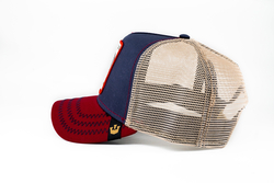Goorin Bros All American Rooster (Horoz Figürlü) Şapka - Thumbnail