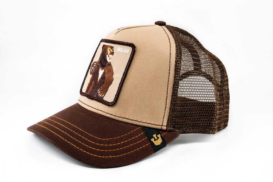 Goorin Bros - Goorin Bros Lone Star Kahverengi Şapka (1)