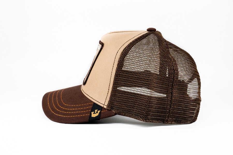 Goorin Bros Lone Star Kahverengi Şapka