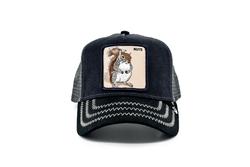 Goorin Bros - Goorin Bros Squirrel Master (Sincap Figürlü) Şapka (Thumbnail - )