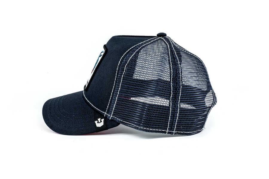 Goorin Bros Gallo (Horoz Figür) Lacivert Şapka