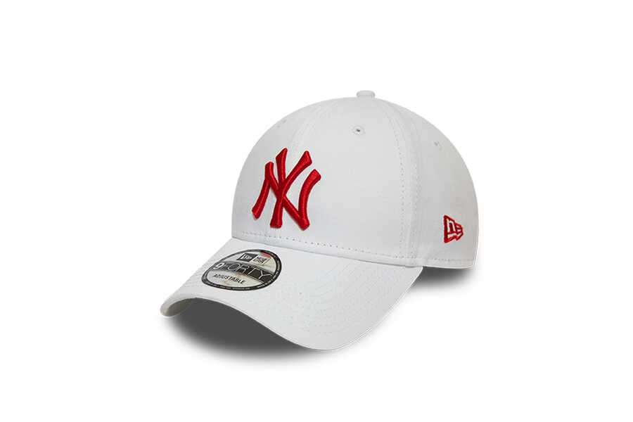 New Era - 12380597 LEAGUE ESSENTIAL 940 NEYYAN WHT (1)