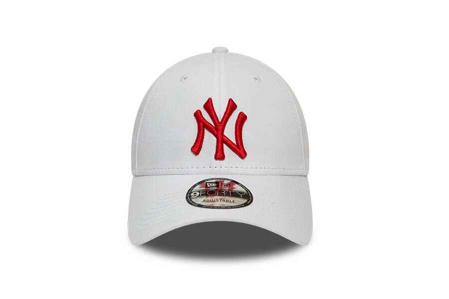 New Era - 12380597 LEAGUE ESSENTIAL 940 NEYYAN WHT