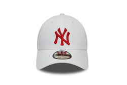 New Era - 12380597 LEAGUE ESSENTIAL 940 NEYYAN WHT (Thumbnail - )