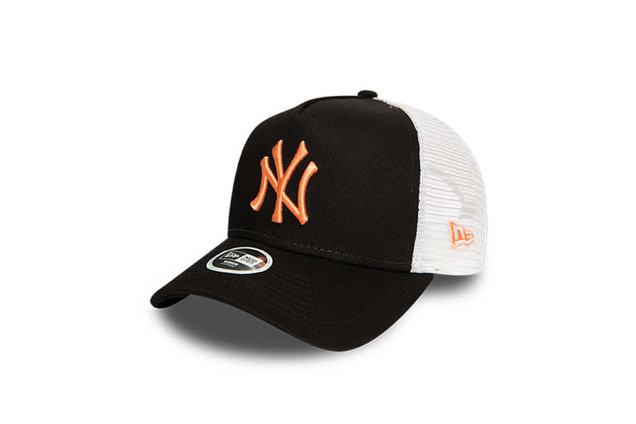 New Era - 12380755 WMNS LEAGUE ESSENTIAL TRUCKER NEYYAN (1)
