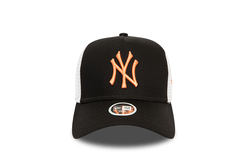 New Era - 12380755 WMNS LEAGUE ESSENTIAL TRUCKER NEYYAN (Thumbnail - )