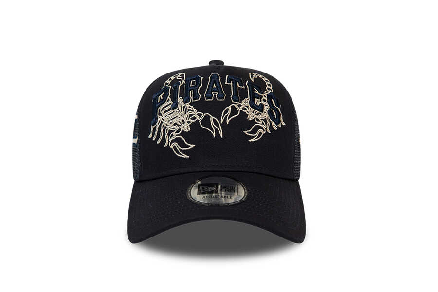 New Era - 12380784 TECH FABRIC LICENSED TRUCKER PITPIR