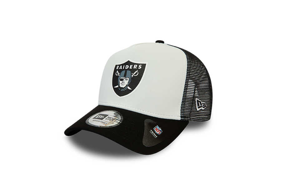 New Era - 12380795 TEAM COLOUR BLOCK TRUCKER OAKRAI (1)