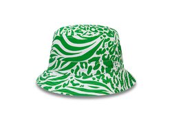 New Era - 12380832 PATTERNED REVERSEABLE BUCKET NE KGR (Thumbnail - )