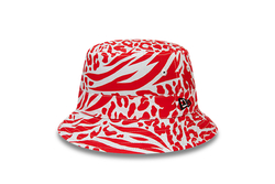 New Era - 12380833 PATTERNED REVERSEABLE BUCKET NE FDR (Thumbnail - )
