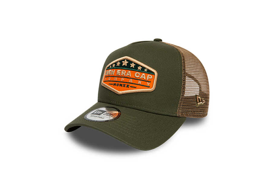 New Era - 12380944 NE STAR PATCH TRUCKER (1)