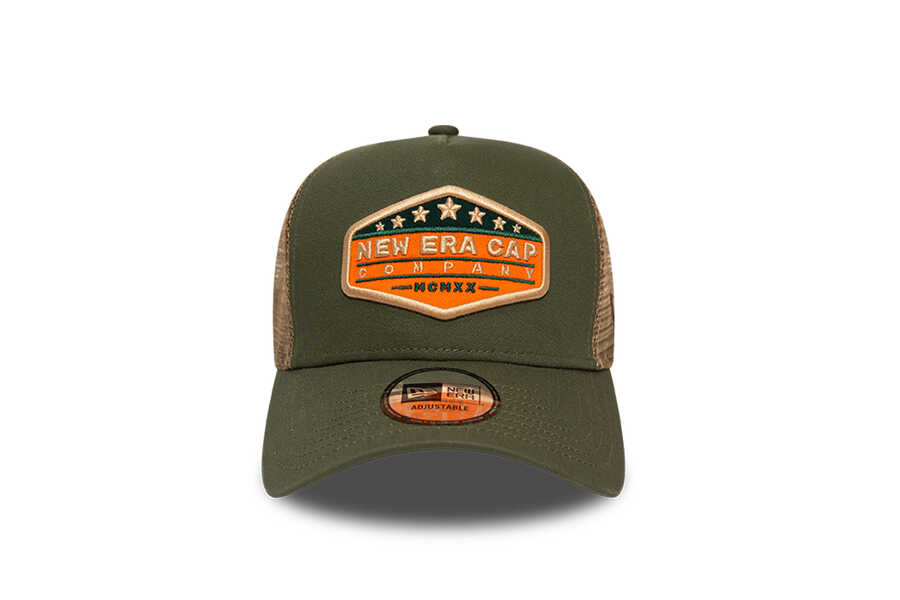 New Era - 12380944 NE STAR PATCH TRUCKER