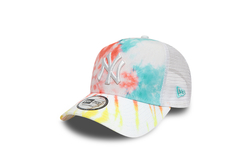 New Era - 12380985 MLB TIE DYE TRUCKER NEYYAN (Thumbnail - )