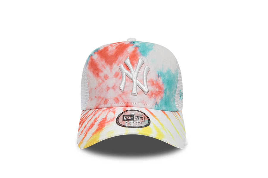 New Era - 12380985 MLB TIE DYE TRUCKER NEYYAN (1)