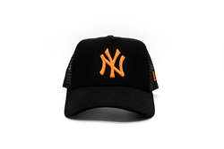 New Era - 12381187 DIAMOND ERA TRUCKER NEYYAN (Thumbnail - )