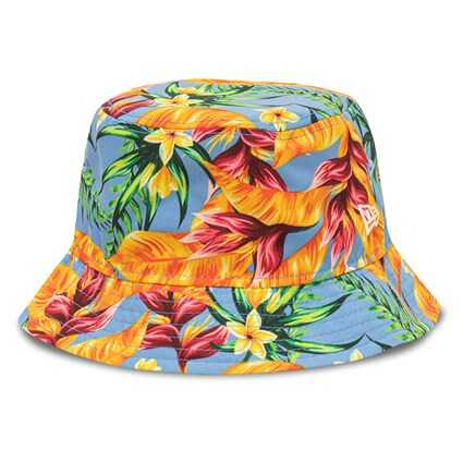 New Era - 12425471 NE ALL OVER FLORAL BUCKET