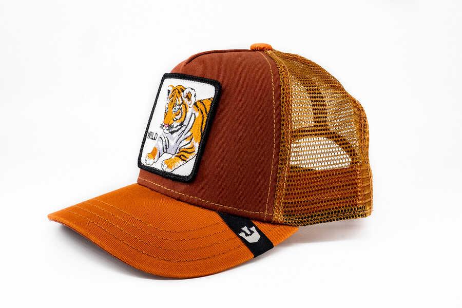 201-0013 Wild Tiger