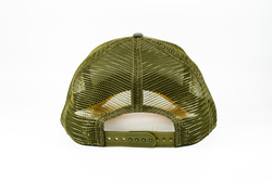 Goorin Bros Rack (Geyik Figürlü) Yeşil Şapka - Thumbnail