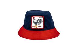 Goorin Bros . Americana ( Horoz Figürlü ) 105-0202 Bucket - Thumbnail