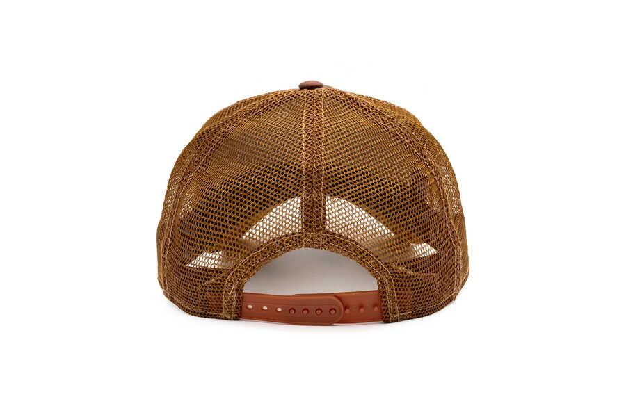 Goorin Bros Bad Ass (Eşek) Kahverengi Şapka