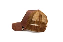Goorin Bros Bad Ass (Eşek) Kahverengi Şapka - Thumbnail