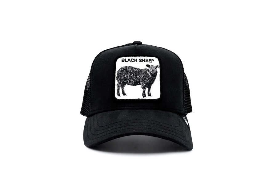 Goorin Bros - Goorin Bros Be Reckless (Koyun Figürlü) Şapka